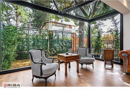 Çağlayan Barınaklarda Emsalsiz 4+1 Satılık Villa