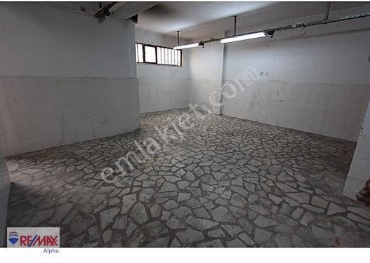 Fevziçakmak Mah.'de Yatırım Fırsatı 120 m2 Dükkan ve Depo