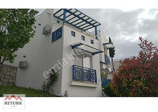 Elit sitede Geniş Güzel Villa!