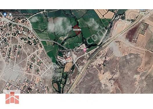BARSAMA DA 4.700 M YATIRIMLIK TARLA-KAYSERİ-SİVAS YOLUNA 300 M