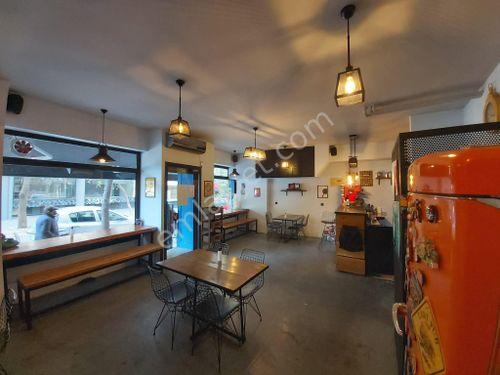 Alsancak'ta DEVREN Kiralık Cafe