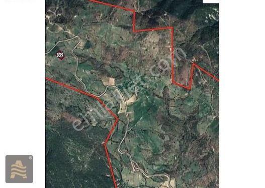 Çanakkale Kazmalı Satılık Tarla 2100 M2 Köye Yakın