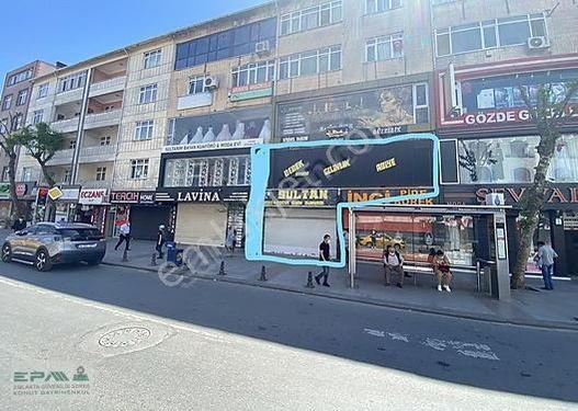 cadde üstü kiralık dükkan