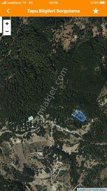 çanakkale ayvacık sazlı köyünde3647 m satilık arsa