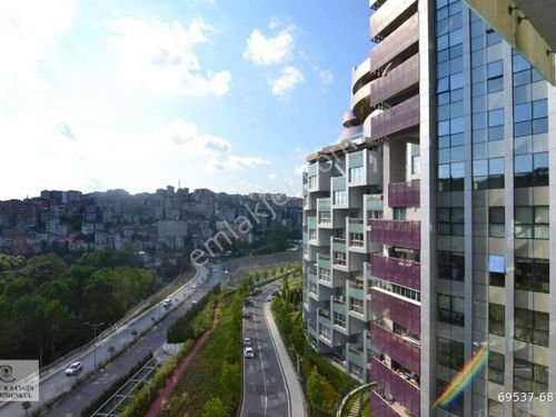 Sarıyer Maslak Ağaoğlu 1453 Sitesi 1+1 Satılık Eşyalı Daire