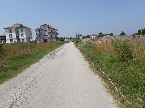 Yazlık orta mahallede 278m2 arsa