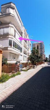 Sahibinden 2+1 110m2 denize 200mt barbaros caddesine cephe çift balkonlu