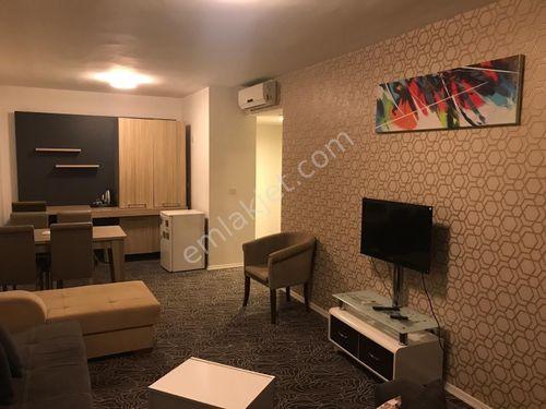 Beylikdüzü'nde günlük kiralık daire 1+1 odalar, güvenli ve temiz