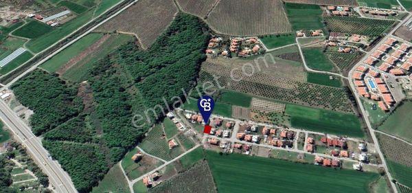 Dalaman Altıntaş Mahalesinde Satılık 361 m² İmarlı Arsa