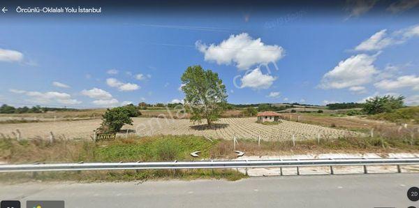 Çatalca Kızılcaali,de Satılık 3,436 m2 tarla  tek tapu