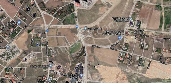 TURYAP'tan İNCEKTE SÜPER KONUMDA 28.500 m2 SATILIK ARSA