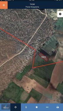 Satılık Kırkkarli pınarhisar Poyralı 738 m2 Hiseli tarla
