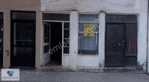 çarşı merkezinde satılık dükkan
