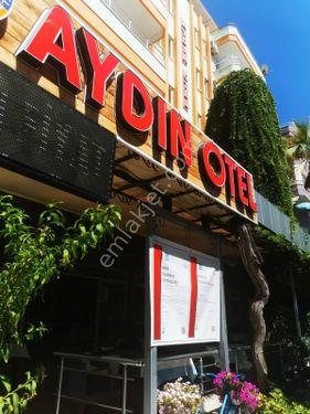 Antalya Alanya da Satılık 3 yıldızlı Otel