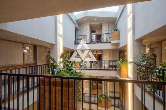 Seba Emirgan Apartments Kiralık Loft Tipi 1+1 Eşyalı Daire