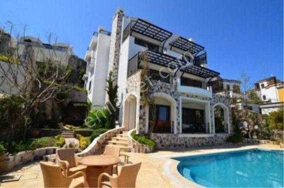 Bodrum, Yalıkavak'ta Satılık Butik Otele uygun Müstakil Villa