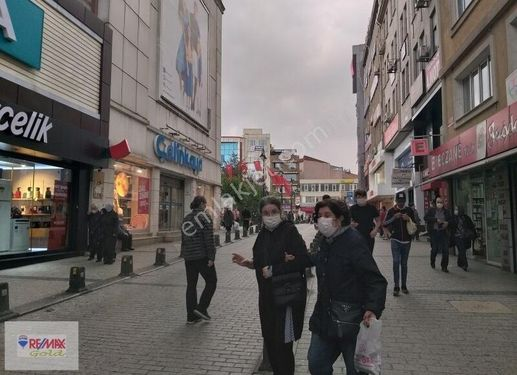 Laleli Caddesi'nde Mükemmel Konumda Satılık Dükkan