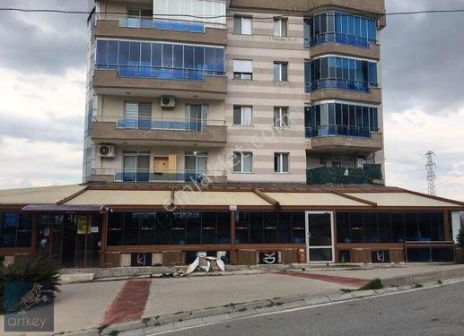 MUHTEŞEM LOKASYONDA CAFE - RESTORANT - PİZZA - PİDE - KEBAP