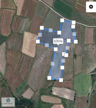 Yağcılı Ovasında 47000 m²lik Eşsiz Yatırım Fırsatı