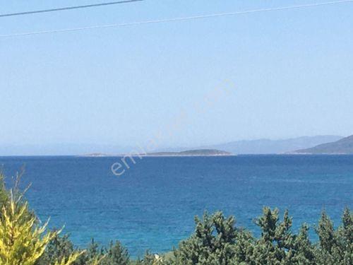 Ayayorgi ve Dalyan deniz manzaralı satılık imarlı 2/3 parsel