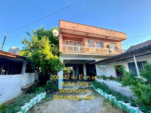 Ahmet Demir den Torbalı Atalan Köyünde 600 M2 Bahçeli Kagir Ev