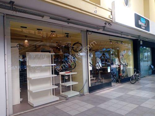 Lara Yeşilbahçe Ana cadde üzeri 300.m2-Yatırımlık Dükkan Satılık