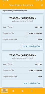 Trabzon Çarşıbaşı Satılık Villa...