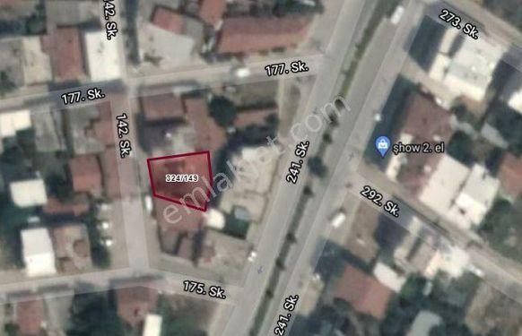 Karacabey Canbalıda 215 m2, 3 kat konut (Bitişik) İmarlı Arsa