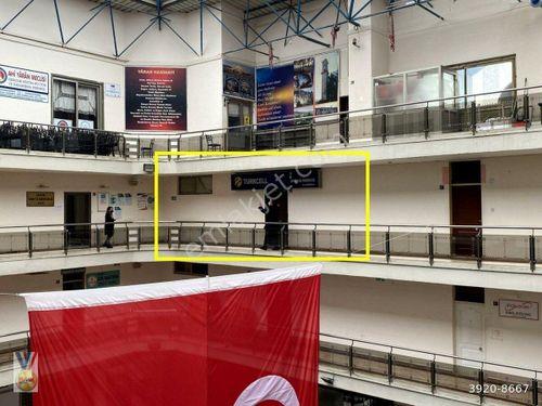 Belediye İş Merkezinde Satılık 96 m2 Ofis  İş Yeri