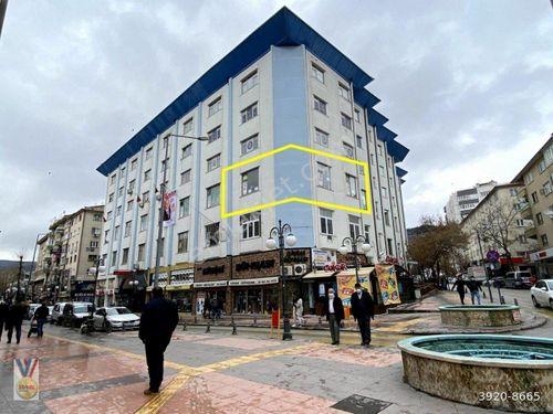 Belediye İş Merkezinde Satılık 83 m2 Dükkn  Ofis  İş Yeri