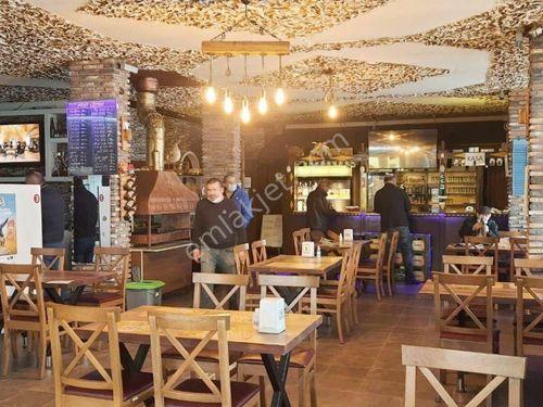 DEĞİRMENDERE SAHİL'DE 155M2 ARSA ÜZERİNDE CAFE&BAR