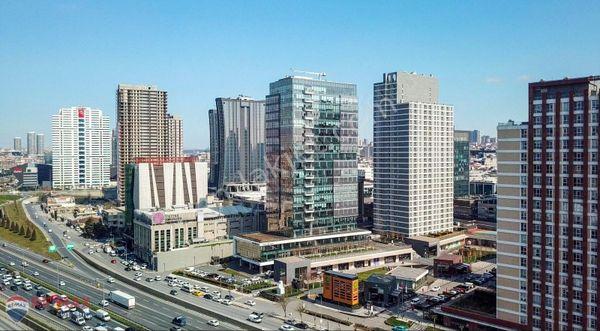Nurolpark Ofis Plazada Lüks Dekorasyonlu Satılık Ofis&İşyeri