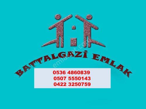 BATTALGAZİ EMLAKTAN TECDE DE VİLLA İMARLI 630 m2 ARSA