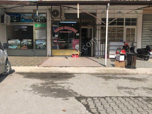 Sapanca adliye karşısında eczane kiracılı 36 m2 satılık dükkan