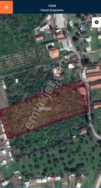 Güzelbahçe Harp okulu yanı 8735 m2 Arsa ve Evi