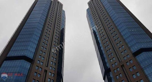 Satılık Koza Plaza'da Yüksek kat 357 m2 Yapılı Ofis Katı