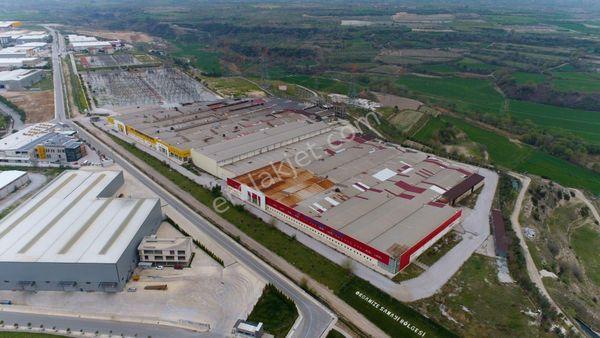 Denizli OSB De Satılık İki Adet Boyahane & Dokuma Fabrikası