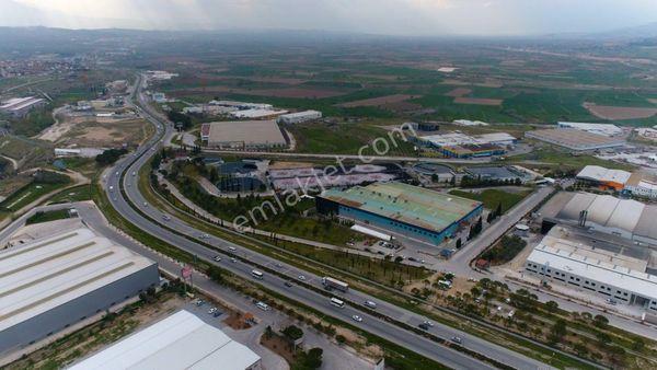 Denizli OSB De Satılık Entegre Tesis & Fabrika