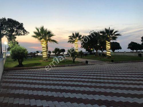 Çanakkale'de Denize Sıfır 46 Odalı Satılık Şık Otel