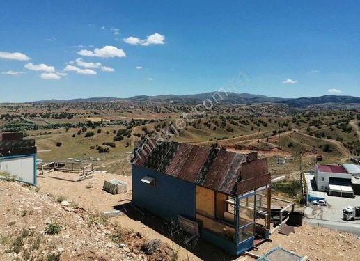 ANKARA YOLU ÜZERİNDE (650m) ASFALTA CEPHE İMARLI ARSA OFdan