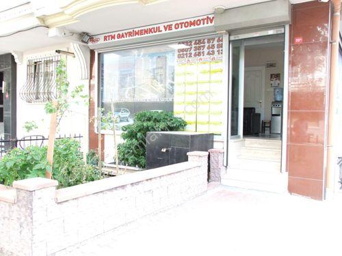 Şirinevler Fetih Caddesi Üzeri Köşe Başı Satılık 72 M² Dükkan