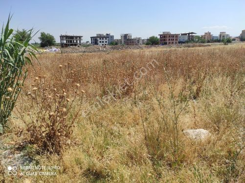 Manisa Şehzadeler Ahmet Bedevi Mah Satılık 3 Katta İmarlı Arsa