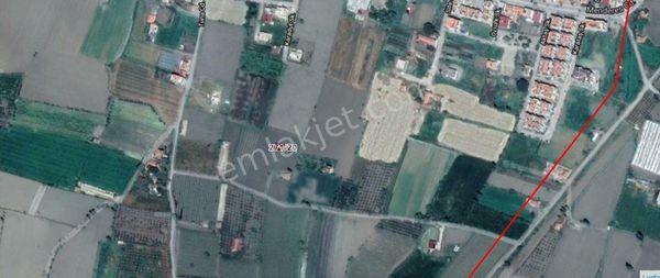 Sahibinden  Manisa Salihli 214 m2 üç kat imarlı arsa