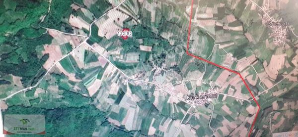 Zeymak yapı dan kandıra da 4186m2 tarla