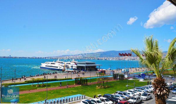 İzmir, Kordonda, Eşsiz Deniz Manzaralı, Satılık 3+1 Lüx Daire