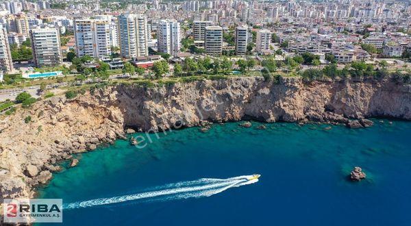 Antalya'nın KALBİ'nde Saray Gibi Deniz Manzaralı Çatı Dubleks