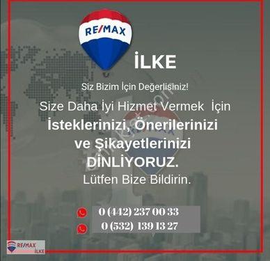 REMAX İLKE'DEN ÇAT YOLU TOKİLERDE SATILIK 2+1 DAİRE
