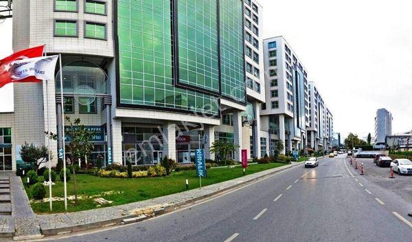 Vizyon Park Basın Ekspres Kiralık 280 m2 KDV' li Yapılı Ofis
