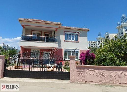 Bihter Bapir'den Belek Granada otel karşısı 635 m2 arsa7+2 villa