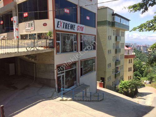 TRABZON BOZTEPE'DE SATILIK MUHTEŞEM 2 KATLI 235 m² İŞ YERİ!!